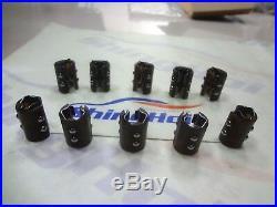 10PCS 0AM DQ200 Gearbox shift fork slip bearing For VW AUDI SKODA SEAT DSG7