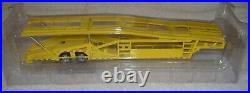 164 Miller Auto Hauler Trailer with clamshell & box, fits DCP, NEO, First Gear