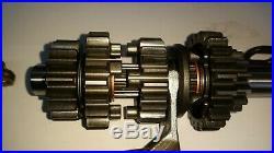 2007 Honda Crf150 Crf 150 Transmission Gearbox Gear Box Kmx 551 Fits 2007-2011