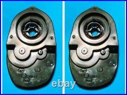 2x DYANATRAX ALSO FITS Power Wheels Empty 7R 15T 16T 17T Gearbox housing Lg Axle
