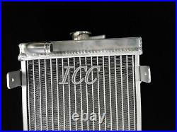 3Row 52mm Aluminum Radiator Fit Go-Kart Karting Gearbox Shifter Karts Racing