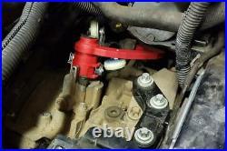 4H-Tech M32 Gearbox Q Shift Shortshifter fits for Fiat Punto Evo 1.9L JTD 130bhp