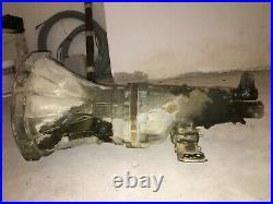 5 Speed Manual Gearbox ZL71B #4 OEM s12 200sx FIT TO 2.0L Z20 L20 FS5W71B Engine