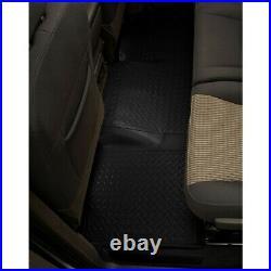 61361 Husky Liners Floor Mats New Black for Chevy Chevrolet Silverado 1500 Truck