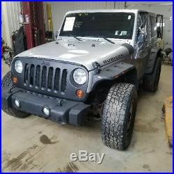 74k Steering Gear/Box Power Steering LHD 2 Door Fits 07-18 Wrangler Rubicon