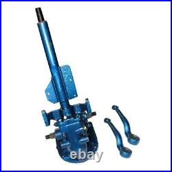 8N3548B Steering Gear Box Assembly w Drop Down Arms Fits Ford NAA Jubilee NAB