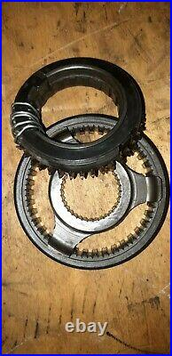 Alfa Romeo Alfa 75 gearbox 1st gear dog ring+synchro sleeve(fits Alfetta)