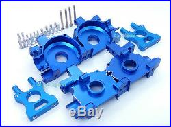 Alu F+M+R Differential GearBox Fits Kyosho MP7.5 Mp777