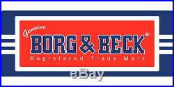 BKG1048 BORG & BECK GEAR CONTROL CABLE fits Ford Focus I IB5 G/box 98-05