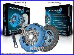BLUSTEELE Heavy Duty Clutch Kit fits HSV VR VS 5.0 V8 T5 GEARBOX CLUBSPORT