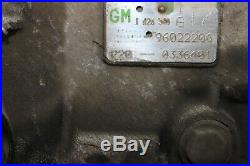 BMW X5 E53 3.0i Automatic Gearbox and Torque Converter 96022206 Fits X5 E53 M54