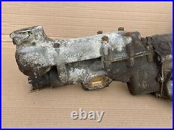 Bmc Ribbed Case Gearbox & Remote Fits 1098 Morris Minor, Mg Midget & Sprite