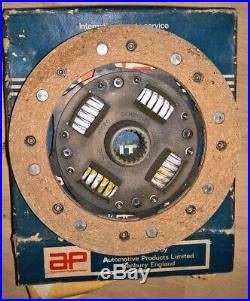 CLUTCH fit a 1500 GEARBOX (inc OVERDRIVE) to a TRIUMPH HERALD SPITFIRE 1200 1300