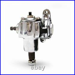Chrome RIGHT HAND DRIVE Vega Box Manual Steering Gearbox Fits Ford Early RHD 32