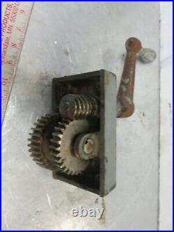 Clausing Drill Press 20 Part Fits Series 22 Gear Box Head or Table Pensioner