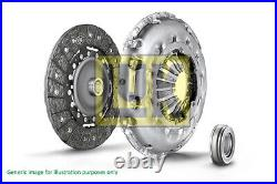 Clutch Kit 3pc (Cover+Plate+Releaser) fits BMW M3 E36 3.2 95 to 99 LuK 2225619