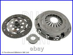 Clutch Kit 3pc (Cover+Plate+Releaser) fits NISSAN X-TRAIL T30 2.2D 03 to 13 ADL