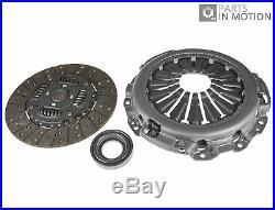 Clutch Kit fits NISSAN NP300 D40 2.5D 08 to 10 YD25DDTi 250mm ADL 30100JS10B New