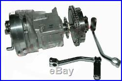 Complete 4 Speed Gear Box Fits Royal Enfield 350cc