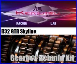 Complete Gearbox Rebuild Kit inc Synchros Fits R32 GTR Skyline RB26DETT