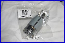 DYNATRAX 8T Pinion 6V Volt Gearbox Motor ALSO FITS Power Wheels TODDLER CARS