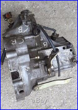 Daihatsu Cb, 5speed Manual Gearbox, 2x4, Fits Charade G11 Model 1985-87, Used