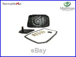 Discovery 3 auto gearbox filter pan+gasket easy fit steel sump conversion kit
