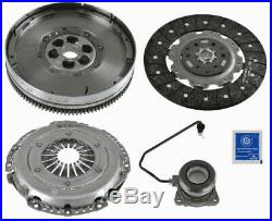 Dual Mass Flywheel DMF Kit with Clutch fits VAUXHALL INSIGNIA A 2.0D 08 to 17