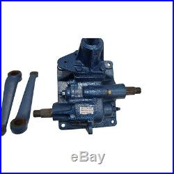 E0NN3503AA Tractor Steering Gear Box Assembly Fits Ford 2000 3000 3600 3610 4000