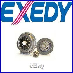 EXEDY 3 Piece Clutch Kit to fit Toyota Avensis, Celica, Corolla, MR2, Rav 4