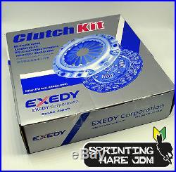 Exedy Blue Box 230mm 5 Speed Clutch Kit Fits Subaru Impreza (UK 2000 RB5 S201)
