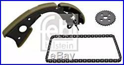 FEBI Oil Pump Drive Chain Set Fits AUDI VW A4 Avant A5 Sportback A6 06E109465