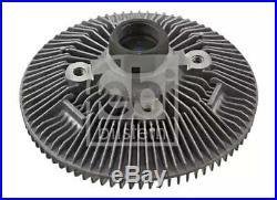 FEBI Radiator Fan Clutch Fits RENAULT TRUCKS Platform Chassis 04-13 7420942492
