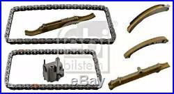 FEBI Timing Chain Kit Fits BMW OPEL Omega B E34 E36 E38 E39 91-04 STC2142