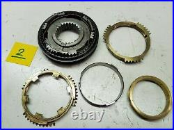 Fiat Ducato 244 250 gearbox 3rd 4th gear Synchro Hub Genuine fits to 9567437888