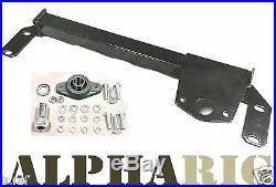 Fit 94-02 Dodge Ram 1500 2500 3500 4WD 4X4 Steering Gear Box Stabilizer Bar Brac