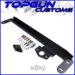 Fits 09-18 Dodge Ram 2500 4WD with Steering Gear Box Stabilizer Bar Brace 4X4