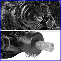 Fits 1955-1957 Chevy Nomad/Bel Air/Del Ray Power Steering Conversion Gear Box