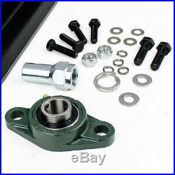 Fits 2009-2018 Dodge Ram 2500 3500 Steel Steering Stabilizer Brace Gearbox