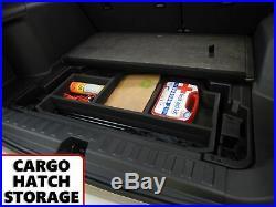 Fits Chevy Equinox 2018-2019 Cargo Hatch Organizer Insert Trunk Rear Storage