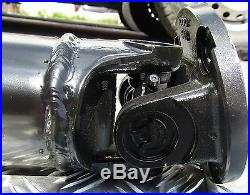 Fits Escort Mk1 Mk2 Single Piece Propshaft 5speed Type 9 Gearbox To English Axle