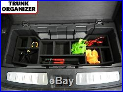 Fits Infiniti QX60 2017-2019 Trunk Organizer Insert Cargo Hatch Rear Storage