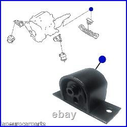 Fits NISSAN 350Z 3.5 Z33 REAR GEARBOX TRANSMASSION SUPPOR BRACKET MOUNT MOUNTING