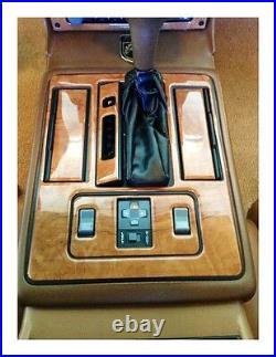 Fits Pontiac Fiero with automatic gearbox 84-88 Dash Kit Trim Dashboard PNK-4B