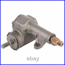 For 1967 Chevy II Nova Steering Gear Box Fits Manual or Power Assist CSW