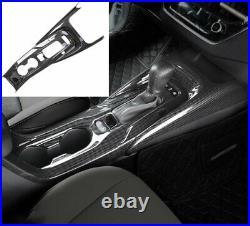 For Toyota Corolla 2019-2021 Carbon Fiber Gear Box Shift & Cup Holder Cover Trim