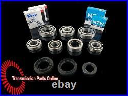 Gearbox Bearing & Oil Seal Rebuild Kit Fits Honda Civic MK7 2005 2008 1.6