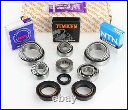Gearbox Bearing & Seal Rebuild Kit 1995-00 Fits Nissan Almera N15 2.0 D Models