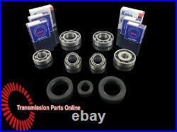 Gearbox Bearing & Seal Repair Kit Fits Nissan Pixo 2009 1.0