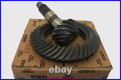 Gearbox Rear Axle Crown Wheel Pinion 13x41 Part Number 7182529 Fits Iveco Daily